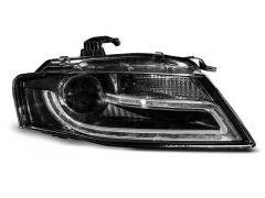 Audi A4 B8 04-11 TRU-DRL Xenon Black Edition LED koplamp