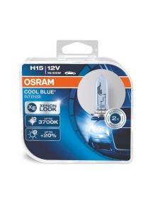 Osram Cool Blue Intense - H15 64176CBI-HCB Duobox 2e Kans
