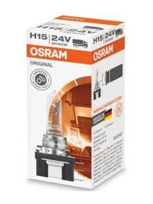Osram Original Line H15 24v 64177 Blister