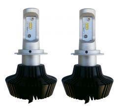 Canbus LED Dimlicht 4000 Lumen - H7