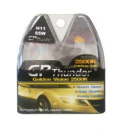 GP Thunder 2500k H11 55w Xenon Look