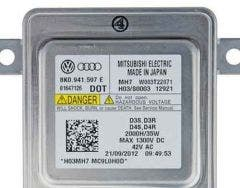 Mitsubishi-Audi/VW-Ballast