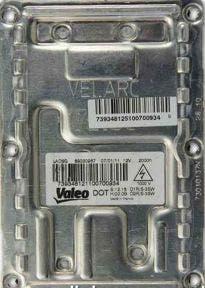 Valeo-5GL-Chrysler/Saab/Renault/Citroen-Ballast-