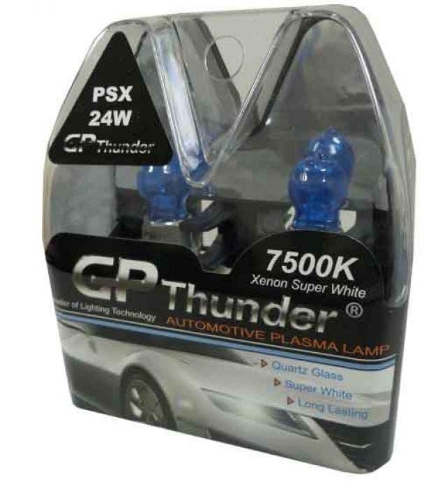 GP Thunder Xenon Look 7.500k - PSX24w - 24w