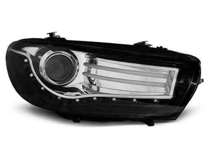 VW Scirocco Black LED Unit