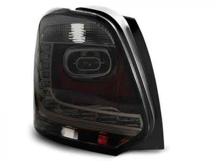 VW POLO 09-13 SMOKE LED Achterlicht Unit