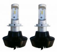 Canbus LED Dimlicht H9 4000 Lumen 2e kans