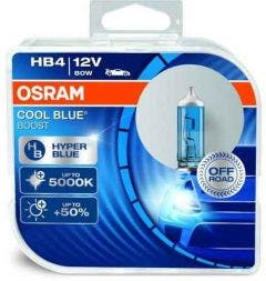Osram Cool Blue Boost HB4 +50%