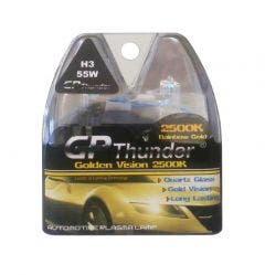 GP Thunder 2500k H3 55w Xenon Look
