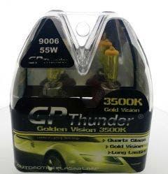GP Thunder 3500k HB4 Xenon Look - gold retro look 55w