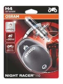 Osram Night Racer 110 H4 64193NR1-02B set