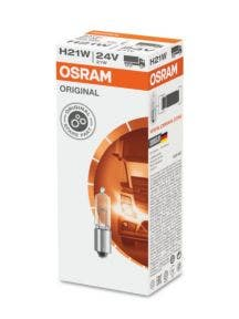 Osram Original Line H21W / BAY9s 24v 64138