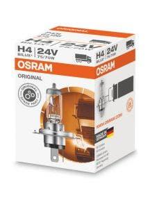 Osram Original Line H4 BiLux 24v 64196