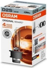 Osram Xenarc Original 4100k D2S 66240