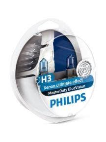 Philips MasterDuty BlueVision H3 24v 70w 13336MDBVS2