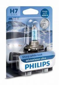 Philips WhiteVision Ultra H7 12972WVUB1 - enkele lamp
