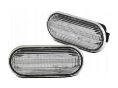 Seat en VW diverse modellen Dynamische LED Indicators White Edition